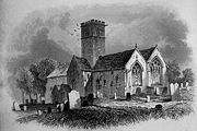 Saviours Church 1840.jpg