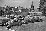 EP-Cars-abandoned-by-evacuees springfield 1940.jpg